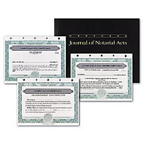 Standard Certificates, Pack Of 20
