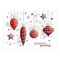 Sample Holiday Card, Shaping Up