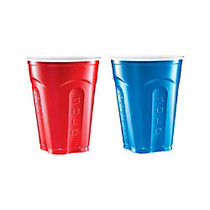Solo; Squared™ Party Cups, 18 Oz., Pack Of 50