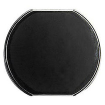 2000 PLUS; Inspector Stamp Self-Inking Round Replacement Pad, 5/8 inch; Diameter