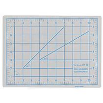 X-Acto; Self-Healing Mat, 12 inch; x 18 inch;, Green Opaque