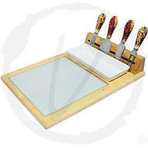 Vinotemp Epicureanist Cheese Tray Set
