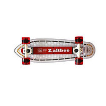 Altbee Desire Minicruiser LED Skateboard, 4 1/4 inch;H x 7 5/8 inch;W x 25 5/8 inch;D, Red