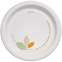 Solo; Bare™ Heavyweight Paper Plates Perfect Pak™, 6 inch;, Pack Of 500