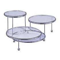 Wilton Cakes 'N More 3 Tiered Party Stand