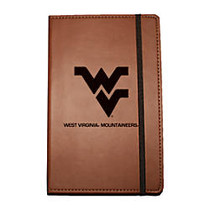 Markings by C.R. Gibson; Leatherette Journal, 6 1/4 inch; x 8 1/2 inch;, West Virginia Mountaineers