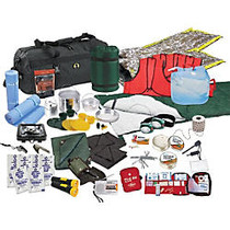 Stansport Family Emergency Preparedness Kit II, Pack Of 46 Pieces