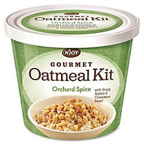 Sugarfoods Gourmet Oatmeal Kit, Orchard Spice, 2.55 Oz, Pack of 8