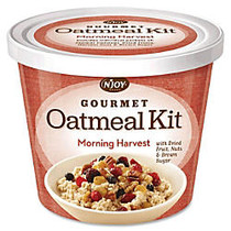 Sugarfoods Gourmet Toppings Oatmeal Cups, Morning Harvest, 3.42 Oz, Pack Of 8