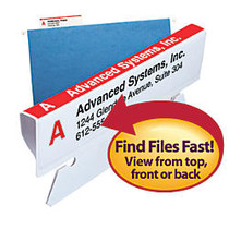 Smead; Viewables; Labeling System For File Folders, Refill Kit, Pack Of 112 Labels
