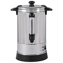 NESCO; 30-Cup Electric Coffee Urn, Stainless Steel