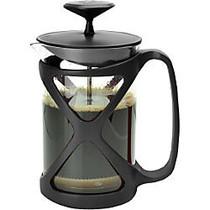 Primula Cafe Color Tempo Press 6 Cup - Black
