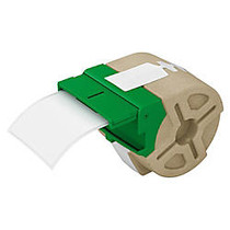 Leitz; Icon Smart Labeling System Die-Cut Label Cartridge, 2 3/8 inch; x 4 inch;, White