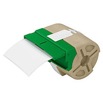 Leitz; Icon Smart Labeling System Die-Cut Label Cartridge, 2 inch; x 3 1/2 inch;, White
