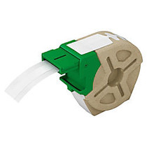 Leitz; Icon Smart Labeling System Label Cartridge, 1/2 inch; x 72', White