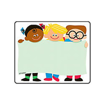 TREND Name Tags, 3 inch; x 2 1/2 inch;, Kids, 36 Tags Per Pack, Set Of 6 Packs