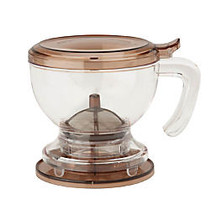 Zevro Incred 'A Brew 2-Cup Immersion Coffeemaker, Clear