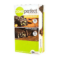 ZonePerfect Nutrition Bars, 1.58 Oz, Box Of 24, Assorted