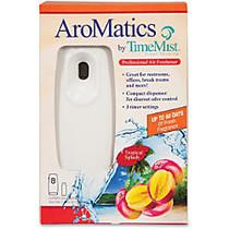 TimeMist AroMatics Tropical Air Freshener Kit - 50 Hour - 60 Day(s) Refill Life - Tropical Splash - 1 Each - White
