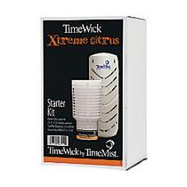 TimeMist TimeWick Fragrance Kits, Xtreme Citrus, Case Of 12