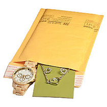 United Stationers Sealed Air Jiffylite Cushioned Mailer, 4 inch; x 8 inch;, Kraft, Carton Of 25