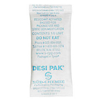 Tyvek Clay Desiccants - 5 Gallon Pail 1 inch; x 2 1/2 inch; x 1/4 inch;, Case of 1,200