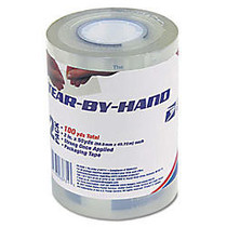 United States Postal Service; Tear-By-Hand Packaging Tape, 2 inch; x 50 Yd., Clear, Pack Of 2