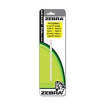 Zebra Mechanical Pencil Eraser Refill, 7/pk
