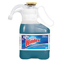 Windex Ultraconcentrated Multisurface Cleaner, 1.4 L, Carton Of 2