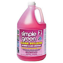 Simple Green; Clean Building Bathroom Cleaner Concentrate, 128 Oz.