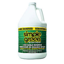 Simple Green; Lime Scale Remover, 1 Gallon