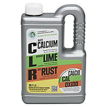 SKILCRAFT; CLR Calcium, Lime And Rust Remover, 28 Oz, Case Of 12 (AbilityOne 6850-01-628-4767)