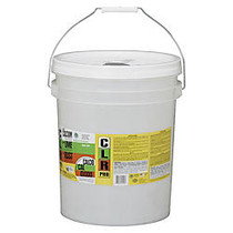 SKILCRAFT; CLR Calcium, Lime And Rust Remover, 5-Gallon Pail (AbilityOne 6850-01-560-6131)