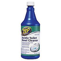 Zep Acidic Toilet Bowl Cleaner, 32 Oz