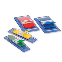 Sparco Removable Flags Combo Pack, 1 inch; x 1/2 inch;, Assorted Colors, Pack Of 270