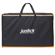 Smead; Justick Carry Bag For Tabletop Expo Display, 36 inch; x 27 inch;, Black