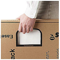 TOPS; 50% Recycled Tabletop Travel Easel And Pad, 22 inch; x 25 inch;, Plain White Paper, 25 Sheets