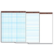 TOPS; Easel Pads, 27 inch; x 34 inch;, White Paper With 1 inch; Squares, 50 Sheets, Box Of 2