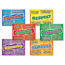 TREND ARGUS Poster Combo Pack, Character Choices, 13 1/2 inch; x 19 inch;, Set Of 6