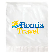 Take-Home Bag, Large, 18 inch;H x 15 inch;W x 4 inch;D