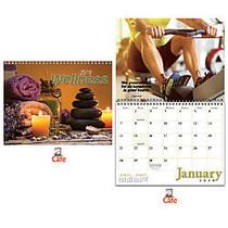 Wellness Wall Calendar, Spiral