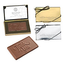 Chocolate And Business Card Holder, 1 Oz