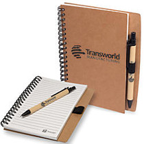 Stone Paper Notebook With Pen