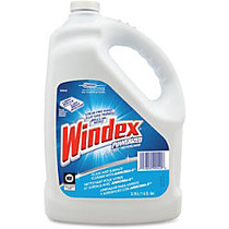 Windex; Glass Cleaner Refill, 1 Gallon, Case Of 4