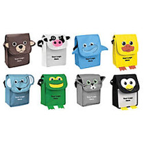 Paw 'n Claws Collection Lunch Bag, 9 inch;H x 7 inch;W x 4 inch;D