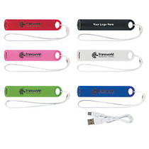 Portable Micro-USB To USB Round Charger