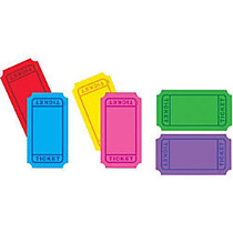Trend Classic Accents Winning Tickets Variety Pack - Precut - 5.50 inch; Length - Multicolor - 72 / Set