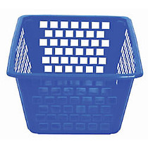 United Solutions Basic Utility Basket, 5 3/4 inch;H x 10 inch;W x 14 3/4 inch;D, Assorted Colors