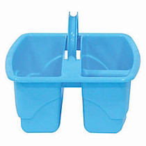 United Solutions Mini Multipurpose Caddy, 7 1/2 inch;H x 9 1/2 inch;W x 9 3/4 inch;D, Assorted Colors
