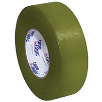 Tape Logic; Duct Tape, 10 Mil, 2 inch; x 60 Yd., Olive Green, Case Of 3